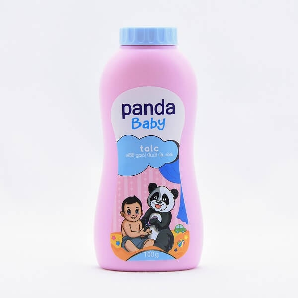 Panda Baby Talc 100G - in Sri Lanka