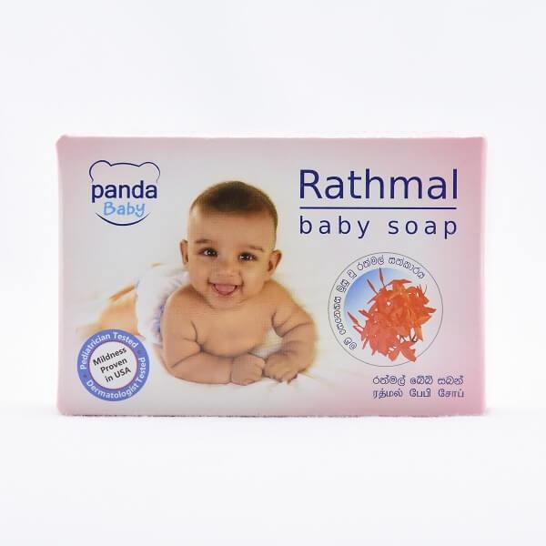 Panda Baby Soap Eco Pack Rathmal 75gx5 - in Sri Lanka