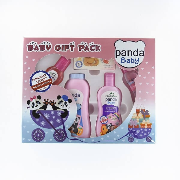 Panda Baby Gift Pack - in Sri Lanka