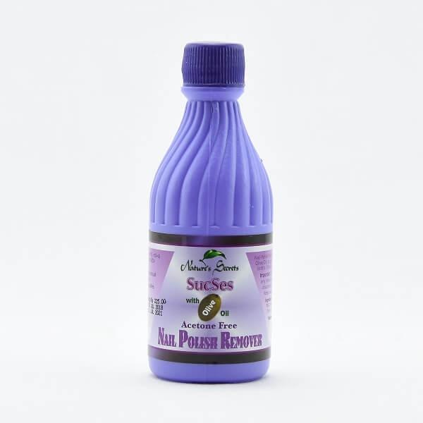 Nature's Secret Nail Polish Remover 125ml - in Sri Lanka