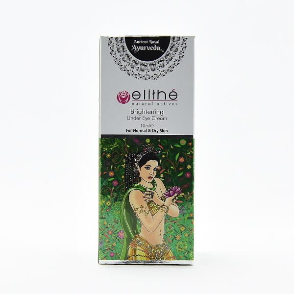 Elithe Cream Under Eye Brightening 10ml - in Sri Lanka
