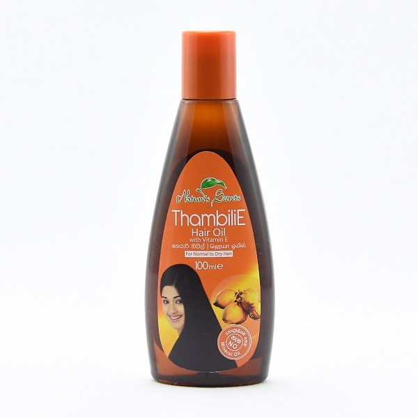 Nature's Secret Hair Oil Thambilie 100ml - in Sri Lanka
