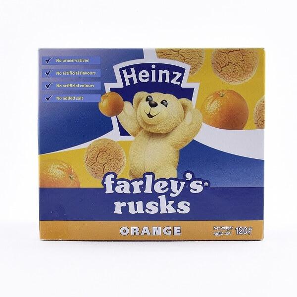 Heinz Farleys Rusk Orange 120g - in Sri Lanka