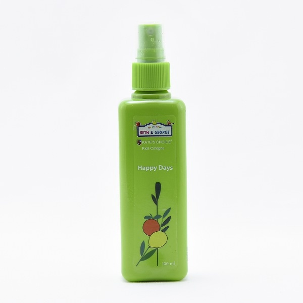 Kate's Choice Kids Cologne Happy Days 200ml - in Sri Lanka