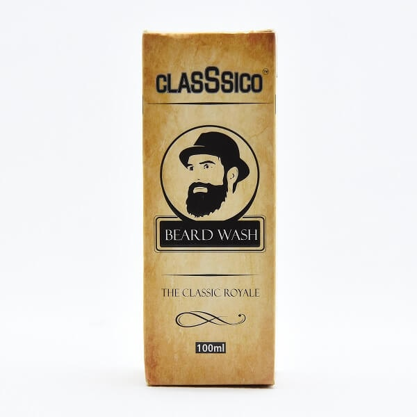 Classsico Beard Wash 100Ml - in Sri Lanka