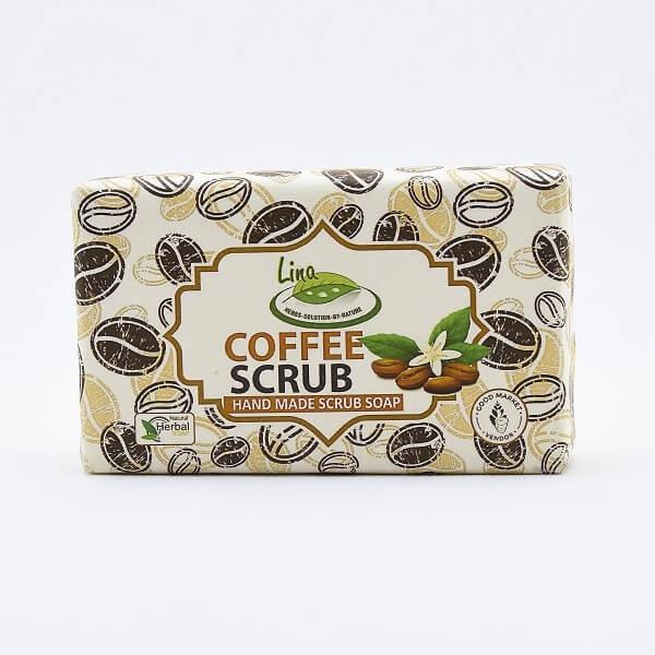 Lina Scrub Soap Coffee 200G - in Sri Lanka