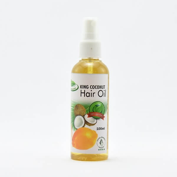 Lina Hair Oil King Coconut 100ml - in Sri Lanka