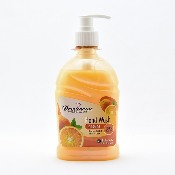 Dreamron Hand Wash Orange 500Ml - in Sri Lanka