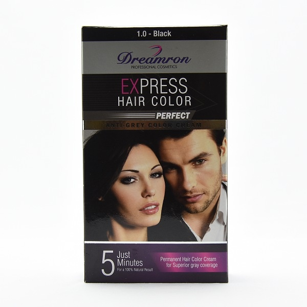 Dreamron Hair Color Five Minutes Express Pack 1.0 30ml - in Sri Lanka