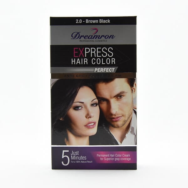 Dreamron Hair Color Five Minutes Express Pack 2.0 30ml - in Sri Lanka