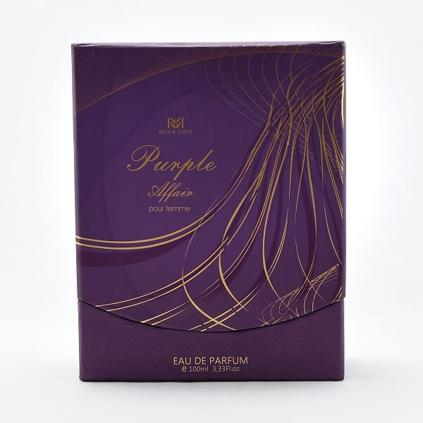 Rich & Ruitz Perfume Purple Affair 100ml - in Sri Lanka