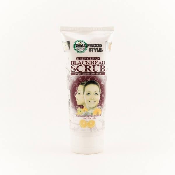 Hollywood Style Face Scrub Deep Clean Black Head Removal 150ml - in Sri Lanka