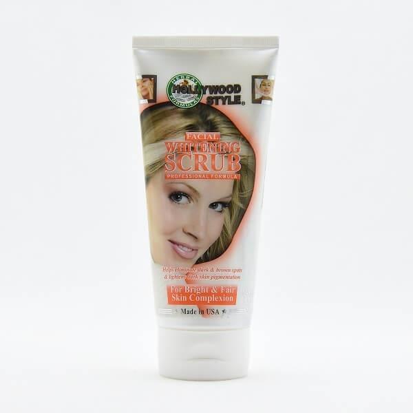 Hollywood Style Face Scrub Whitening 150ml - in Sri Lanka