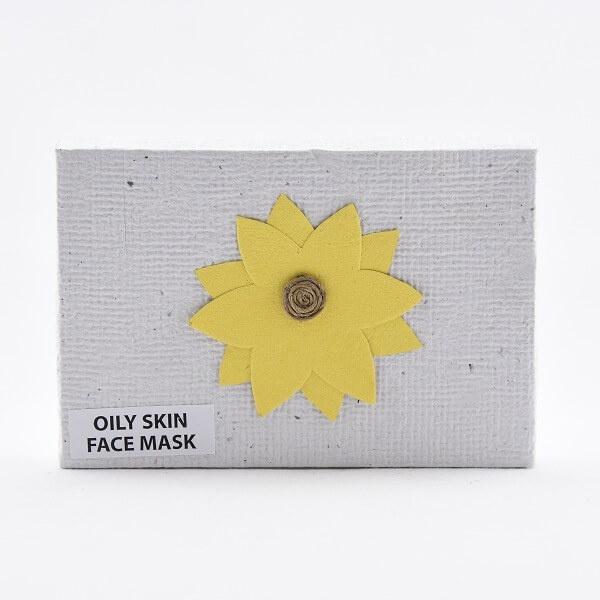 Siddhalepa Face Mask Oily Skin Pack - in Sri Lanka