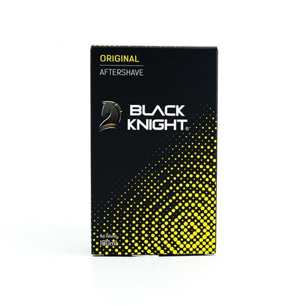 Black Knight Aftershave Original 100ml - in Sri Lanka
