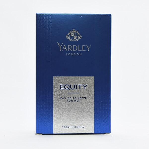 Yardley Perfume Equity 100ml - in Sri Lanka