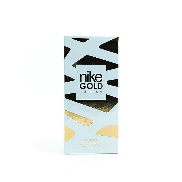 Nike Perfume Gold Edition Woman 100ml - in Sri Lanka