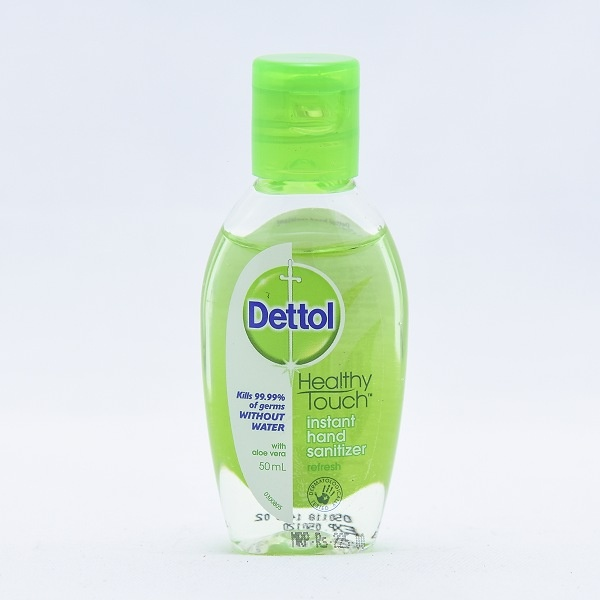 Dettol Hand Sanitizer Fresh 50Ml - in Sri Lanka