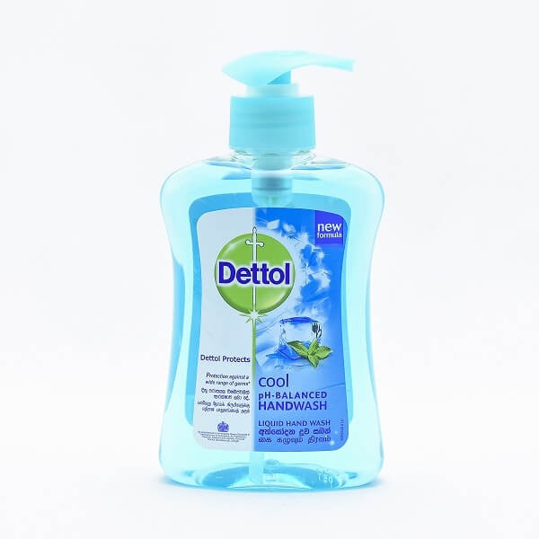 Dettol Hand Wash Cool 250Ml - in Sri Lanka