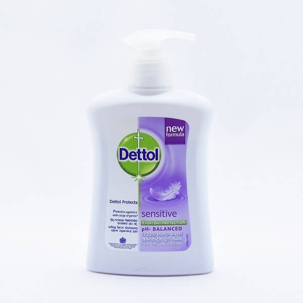 Dettol Hand Wash Sensitive Skin 200ml - in Sri Lanka