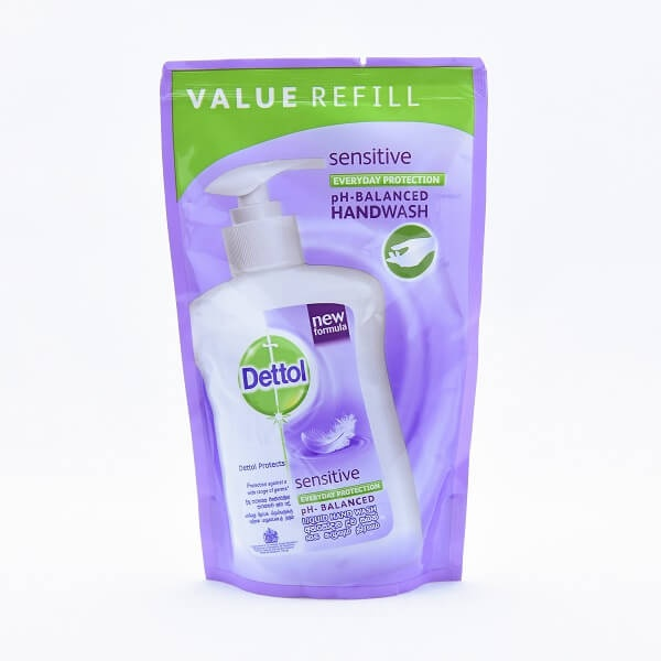 Dettol Hand Wash Refill Sensitive Skin 175ml - in Sri Lanka