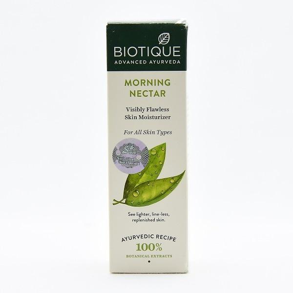 Biotique Face Cream Bio Morning Nectar 120ml - in Sri Lanka