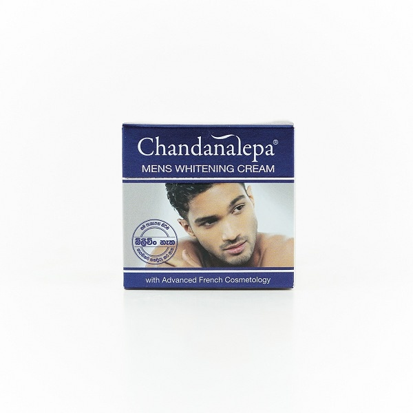 Chandanalepa Cream Mens Whitening 20g - in Sri Lanka