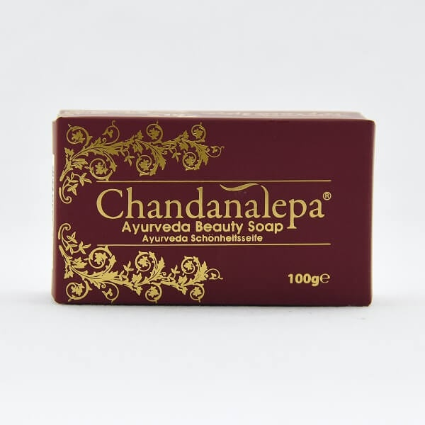 Chandanalepa Soap Herbal 100G - in Sri Lanka