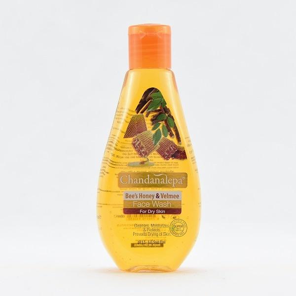 Chandanalepa Face Wash Bee's Honey 100ml - in Sri Lanka