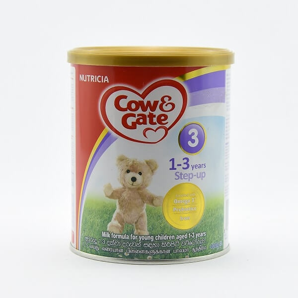 Cow & Gate Milk Powder Step Up 400G - in Sri Lanka