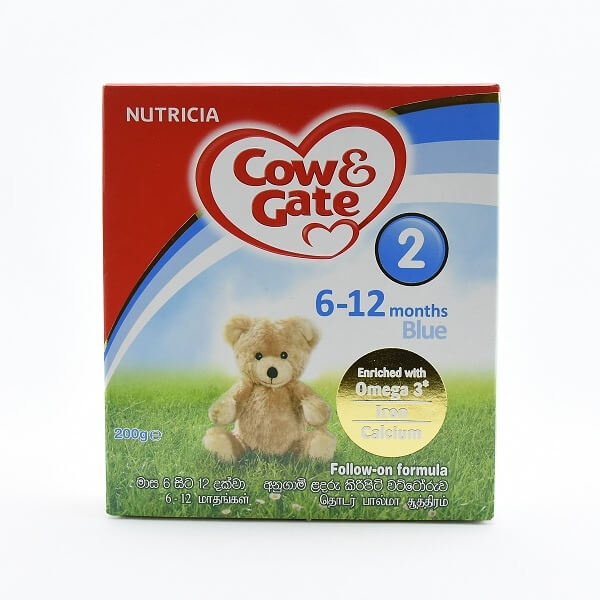 Cow & Gate Milk Powder Blue 200G - in Sri Lanka
