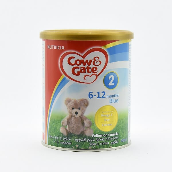 Cow & Gate Milk Powder Blue 400G - in Sri Lanka