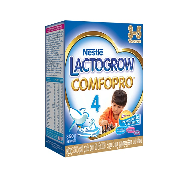 Lactogrow Comfopro4 Milk Powder 350g - in Sri Lanka