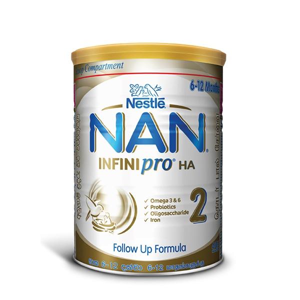 Nan Ha 2 Milk Powder 400G - in Sri Lanka