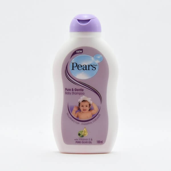 Pears Baby Shampoo Pure And Gentle 100ml - in Sri Lanka