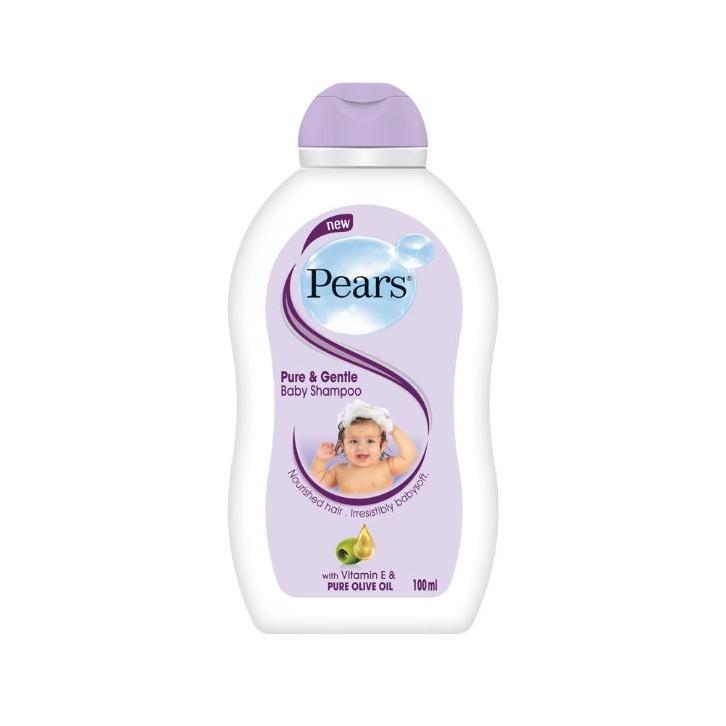 Pears Baby Shampoo Pure And Gentle 100ml - in Sri Lanka