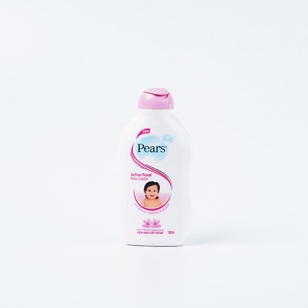 Pears Baby Cream Active Floral 100Ml - in Sri Lanka