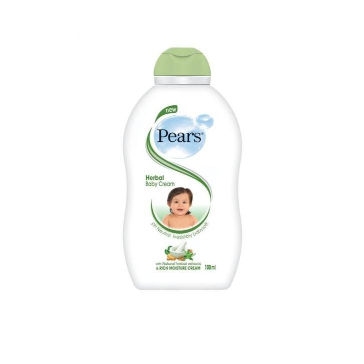 Pears Baby Cream Herbal 100Ml - in Sri Lanka