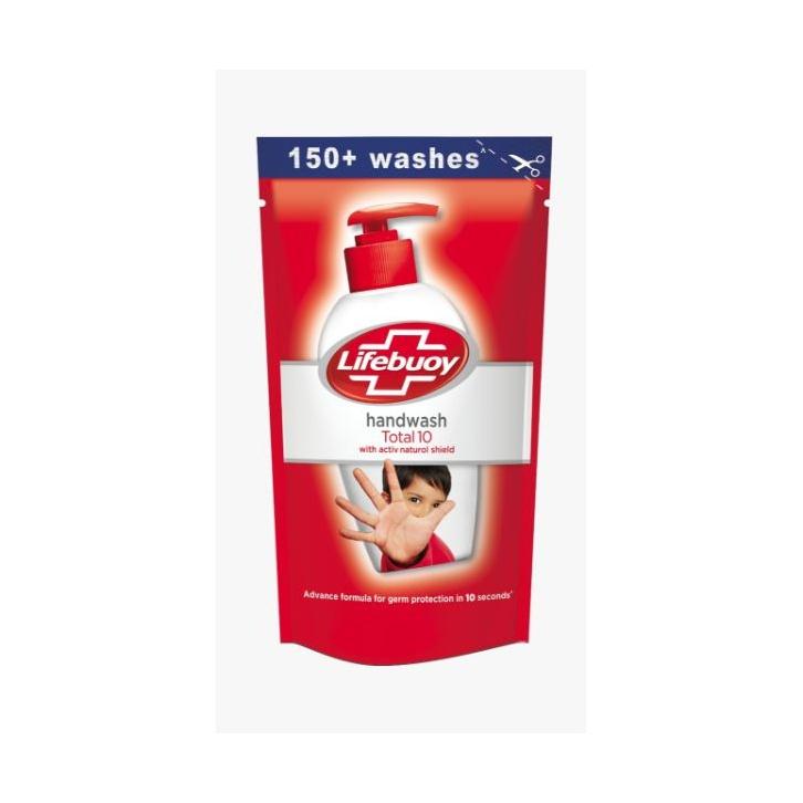 Lifebuoy Hand Wash Refill Pouch Total 180ml - in Sri Lanka