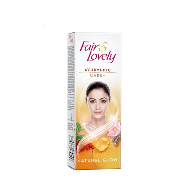 Fair & Lovely Face Cream Ayurvedic 50g - in Sri Lanka
