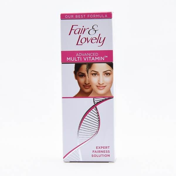 Fair & Lovely Face Gel Advance Multi Vitamin Expert Fairness Solution 50g - in Sri Lanka
