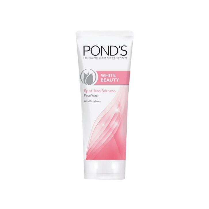 Ponds Face Wash White Beauty Spot Less 50g - in Sri Lanka