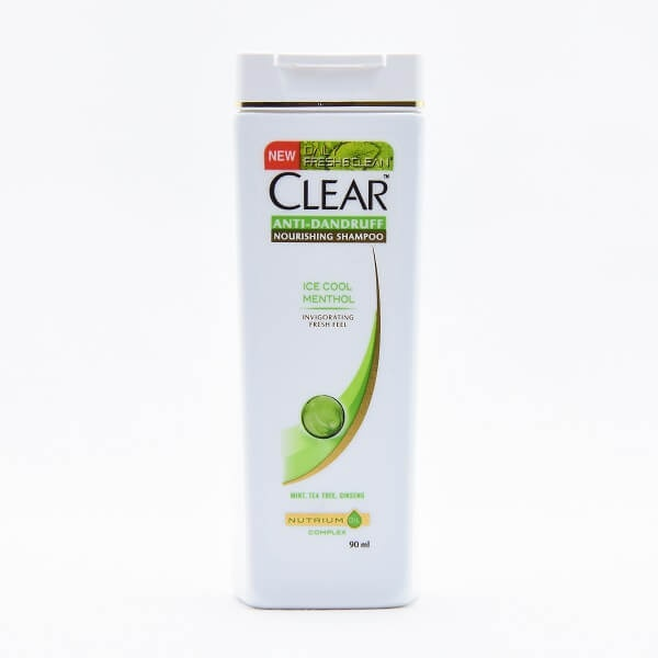 Clear Shampoo Ice Cool Menthol 80Ml - in Sri Lanka