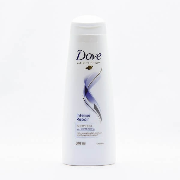 Dove Shampoo Intense Repair 340Ml - in Sri Lanka