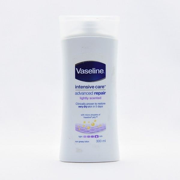 Vaseline Body Lotion Advanced Repair 300ml - in Sri Lanka