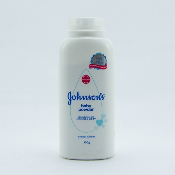 Johnson & Johnson Baby Powder Monsoon 100g - in Sri Lanka