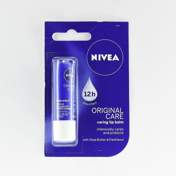 Nivea Lip Balm Essential Care 4.8G - in Sri Lanka
