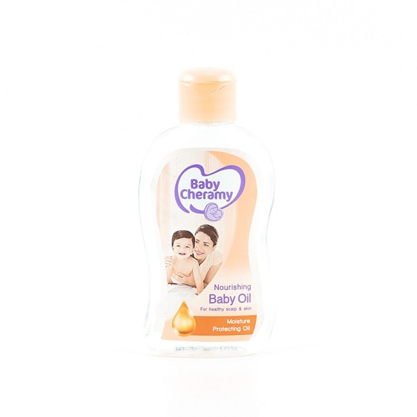 Baby Cheramy Baby Hair Oil Regular 100ml - in Sri Lanka