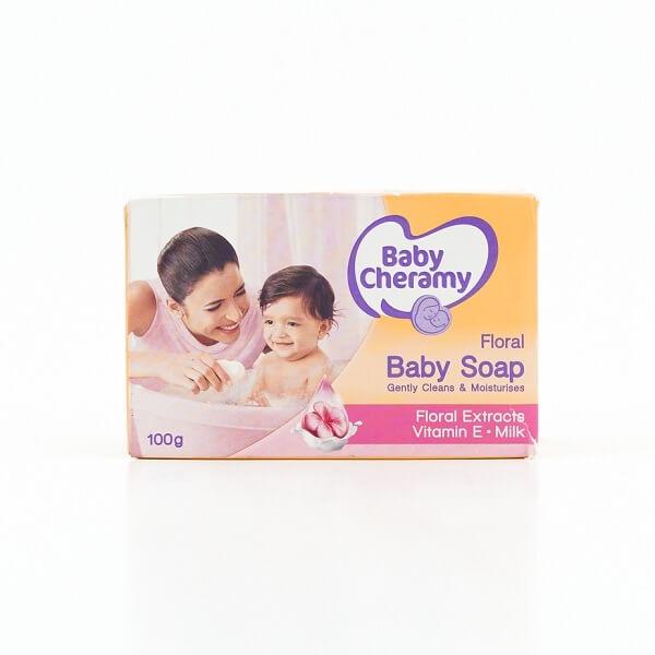 Baby Cheramy Soap Floral 100G - in Sri Lanka