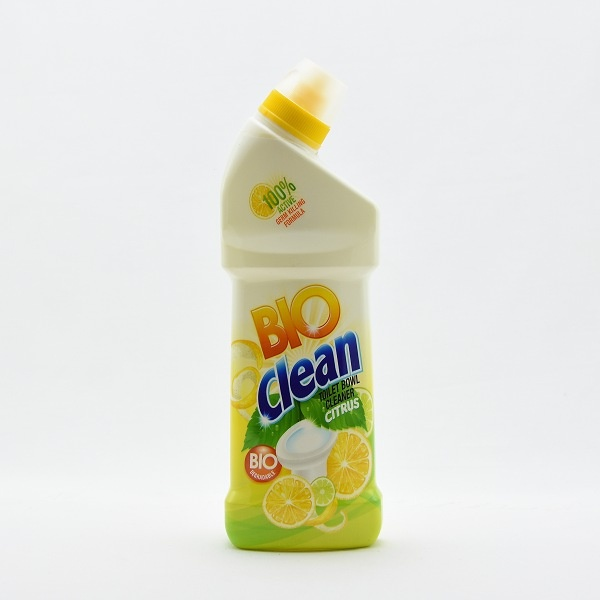 Bio Clean Toilet Bowl Cleaner Citrus 500ml - in Sri Lanka